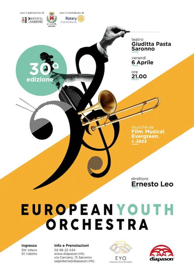 Concerto 30 anniversario EYO