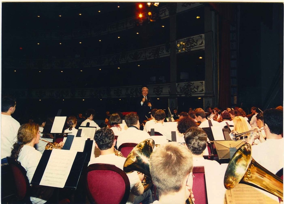 Ernesto Leo 1994 Teatro Principal Palma de Mallorca
