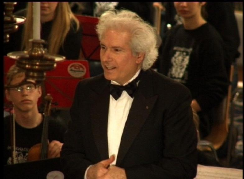 Ernesto Leo concerto Finsterwalde 2005