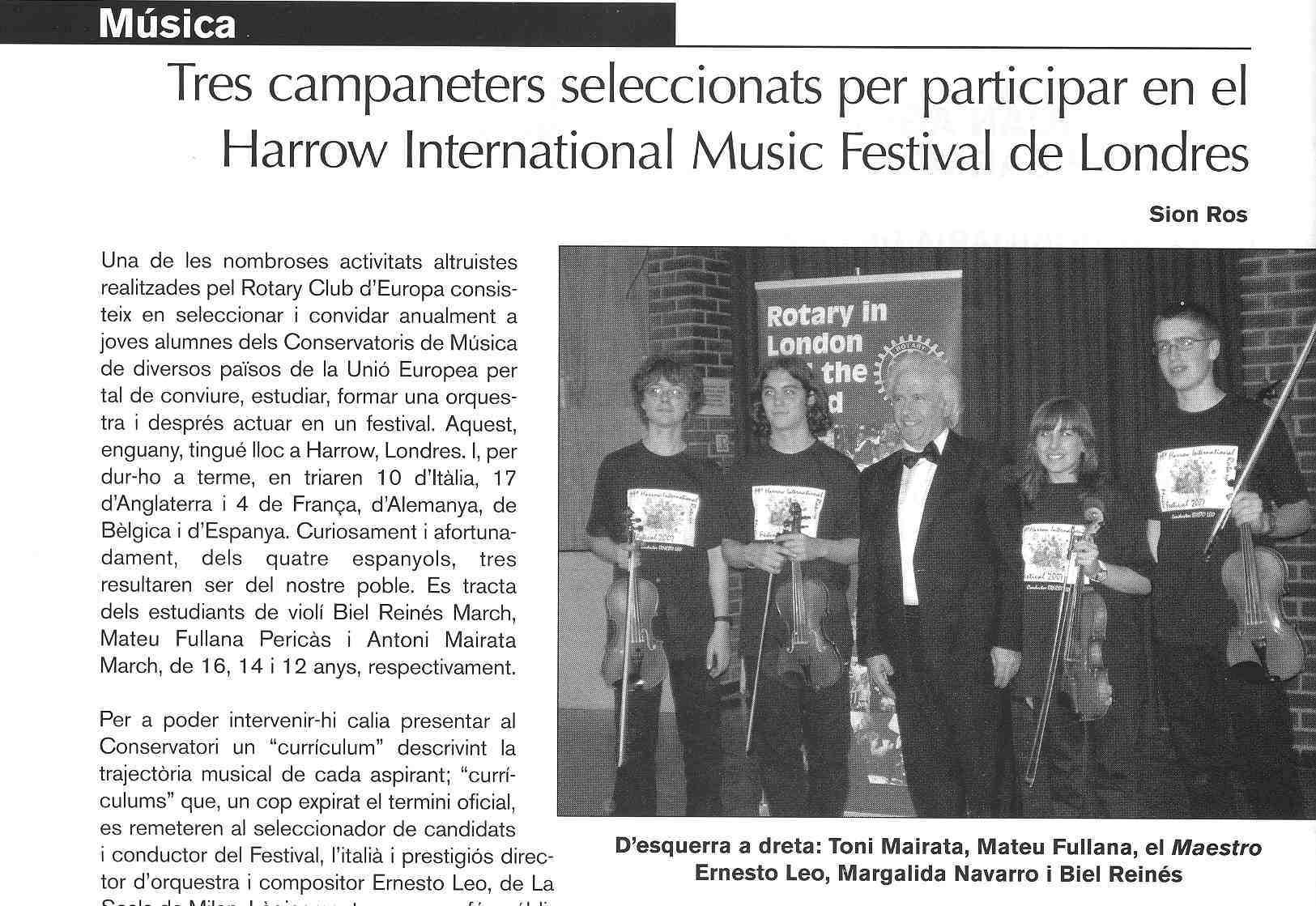Leo festival 2007 (GB)