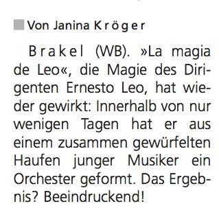 la magia de Leo Stampa 2013