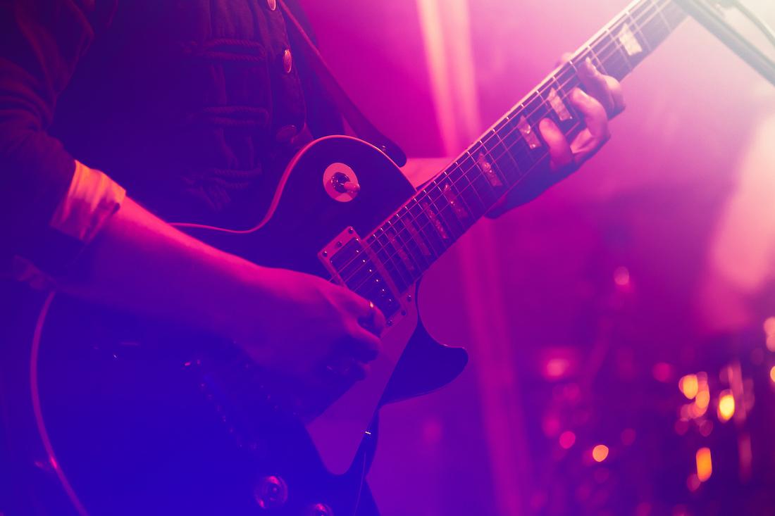 scuola di chitarra Diapason